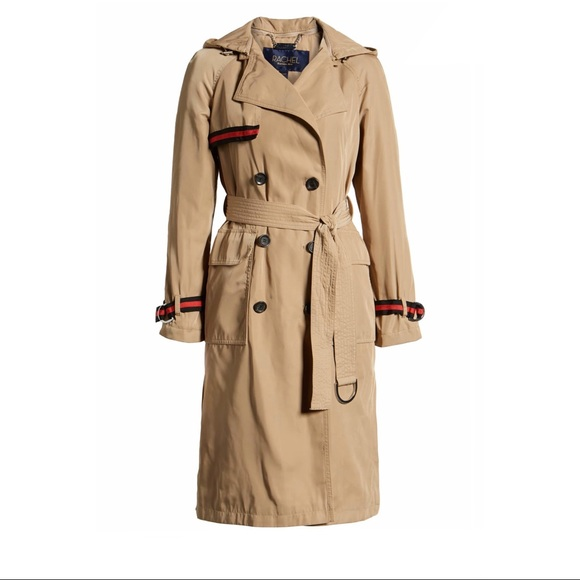 Rachel Roy Womens Trench Coat